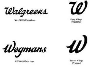Whats In A W Walgreens Sues Wegmans Over Flying