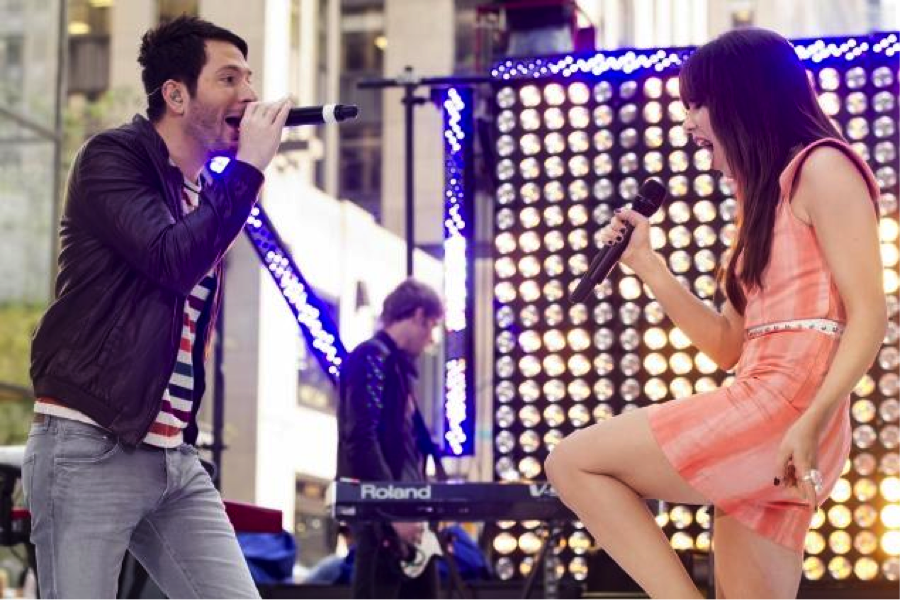 Sue Me Maybe: Carly Rae Jepsen and Owl City Sued for